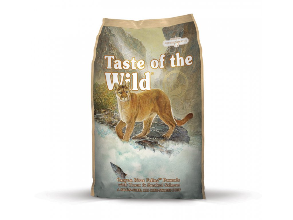 6189 taste of the wild canyon river feline 2kg