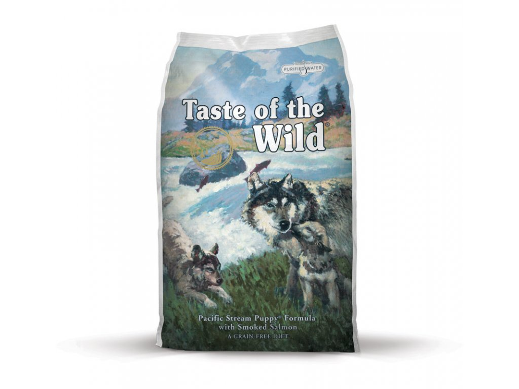 6228 taste of the wild pacific stream puppy 2kg