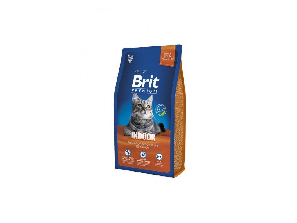 6540 brit premium cat indoor 8kg