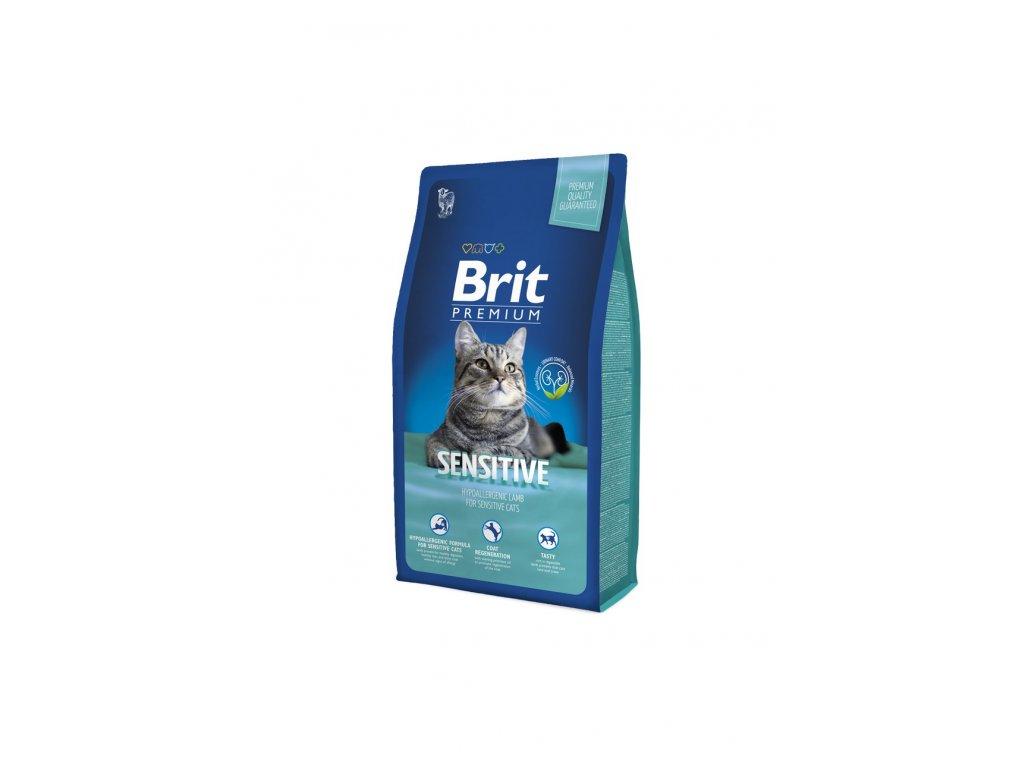 6552 brit premium cat sensitive 8kg
