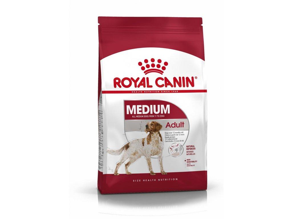 768 royal canin medium adult 4 kg