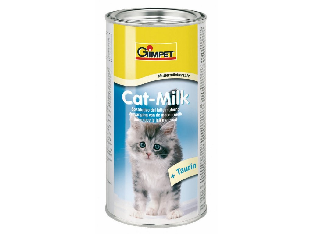 810 gimpet cat milk susene mleko pro kotata 200g