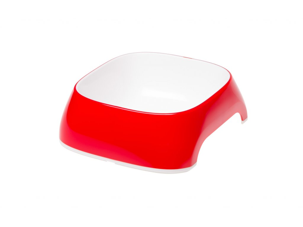 7836 ferplast glam mala cervena miska