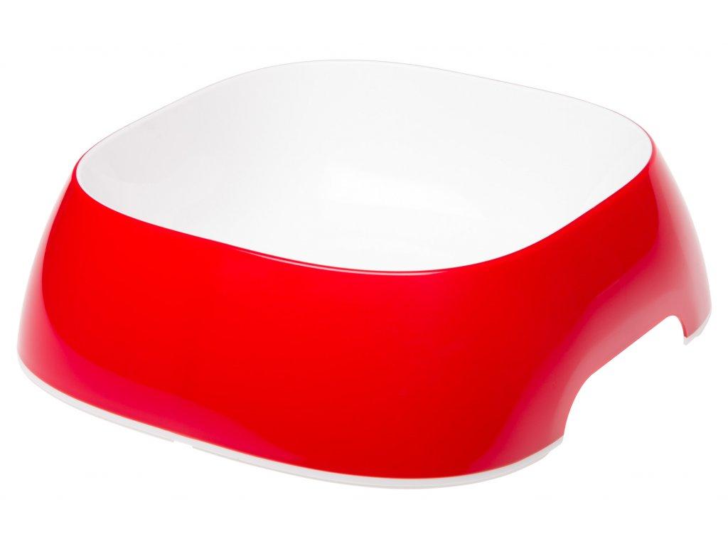 7863 ferplast glam velka cervena miska