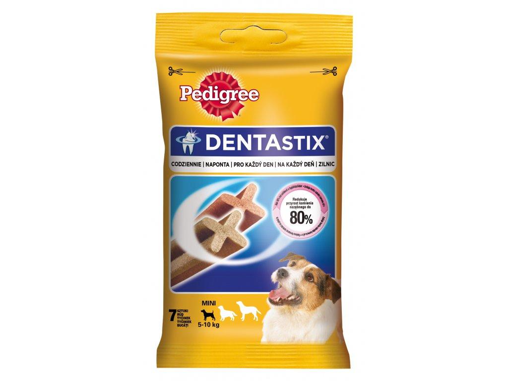8316 pedigree pochoutky denta stix small 7pack 110g