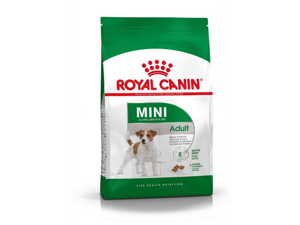 978 royal canin mini adult 8 kg