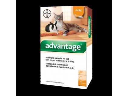 10218 advantage s o antip kocka do 4kg 1x0 4ml