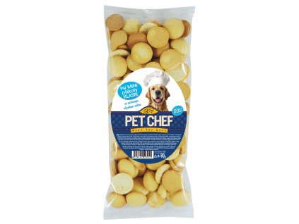 10344 pet chef mini piskoty klasik 80g