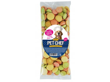 10347 pet chef mini piskoty mix 80g