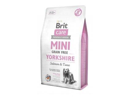 11541 brit care mini grain free yorkshire 2kg