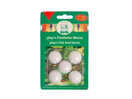 1287 karlie 3day block tridenni krmivo pro rybicky