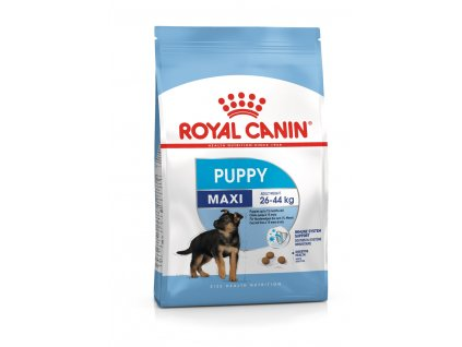 240 royal canin maxi puppy 15 kg