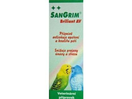 1527 sangrim brilliant av pro ptaky 20ml