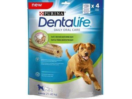 16116 purina pro plan dentalife large 142g