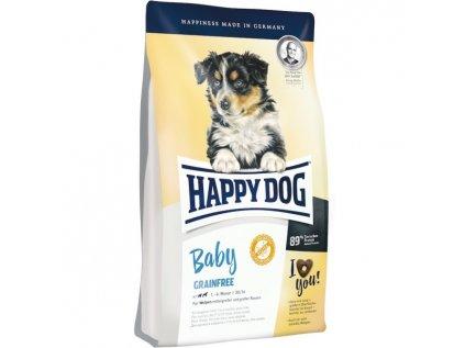 16164 happy dog baby grainfree 10kg