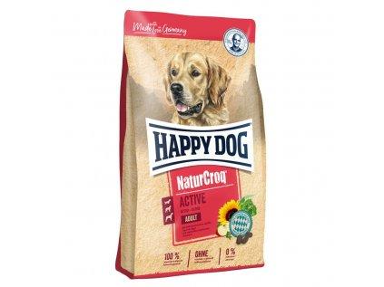 16179 happy dog naturcroq active 15kg