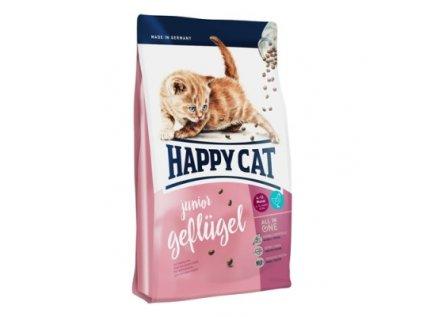 16194 happy cat junior geflugel 10kg