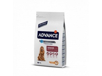 16524 advance dog medium senior 12kg