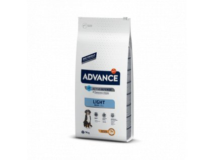 16554 advance dog maxi light 14kg