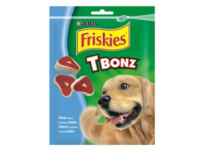 16785 friskies snack dog t bonz 150g