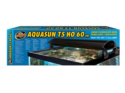 16959 zoomed kryt aquasun t5 high output 2x24w 60cm