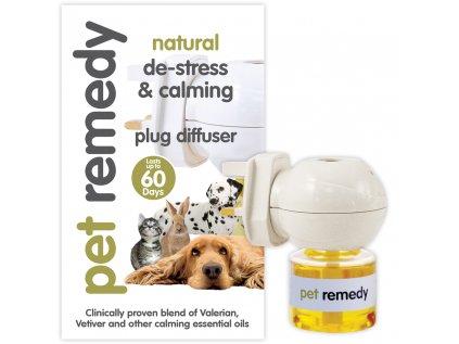 17784 pet remedy prirodni uklidnujici difuzer napln 40ml