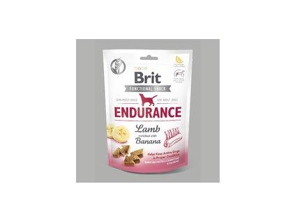 18570 brit care dog snack endurance lamb 150g