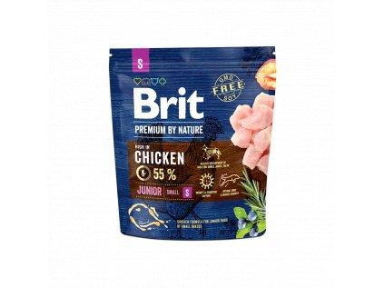 18645 brit premium by nature junior s 1kg