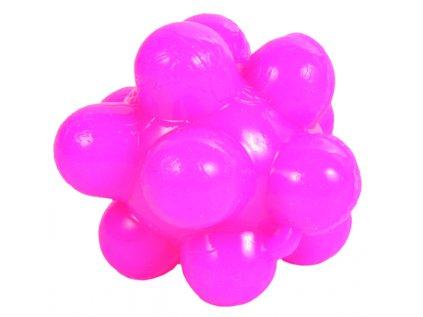 Hračka Trixie Ježaté guľôčky z mechovej gumy 3,5cm 4ks