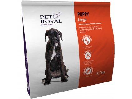 Pet Royal Puppy Large 2,7kg