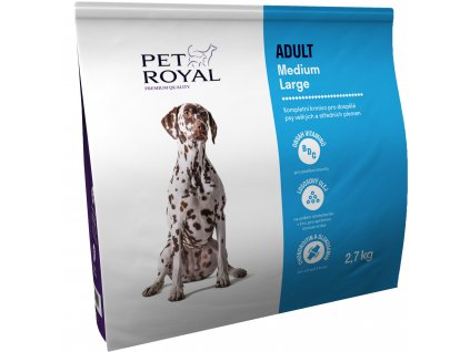 Pet Royal Adult Medium Large 2,7kg