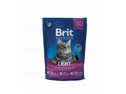 40182 brit cat premium light 800g