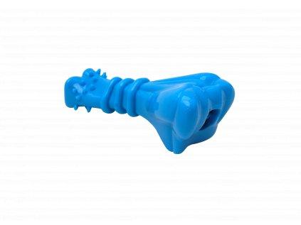 Hračka Gimborn plávajúca kosť modrá 15,2cm