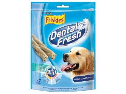 2331 friskies dentalfresh 3 v 1 m 180g