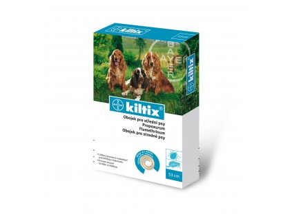 2988 kiltix antiparaziticky obojek 53 cm