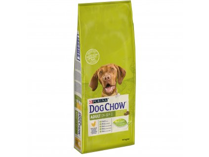 3489 dog chow adult kureci 14kg