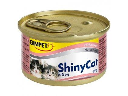 5085 konzerva shiny cat kitten kure 70g
