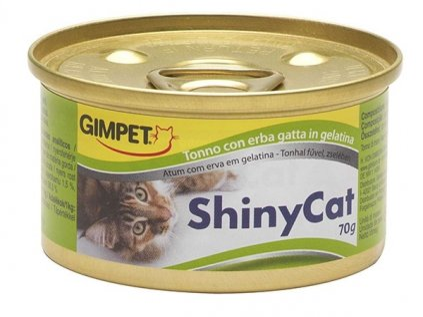 5088 konzerva shiny cat kitten tunak 70g
