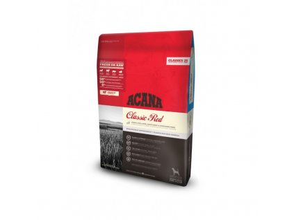 5691 acana classics 25 clasic red 17kg