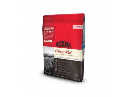 5694 acana classics 25 clasic red 2kg