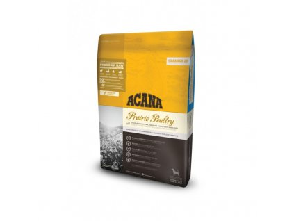 5709 acana classics 25 prairie poultry 2kg