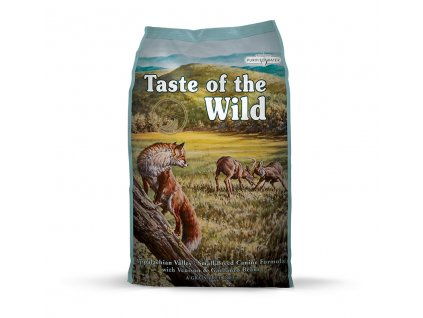 6183 taste of the wild appalachian valley small breed 2kg