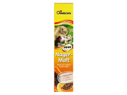 843 gimborn nager malt pasta s vitaminy pro hlodavce 50g