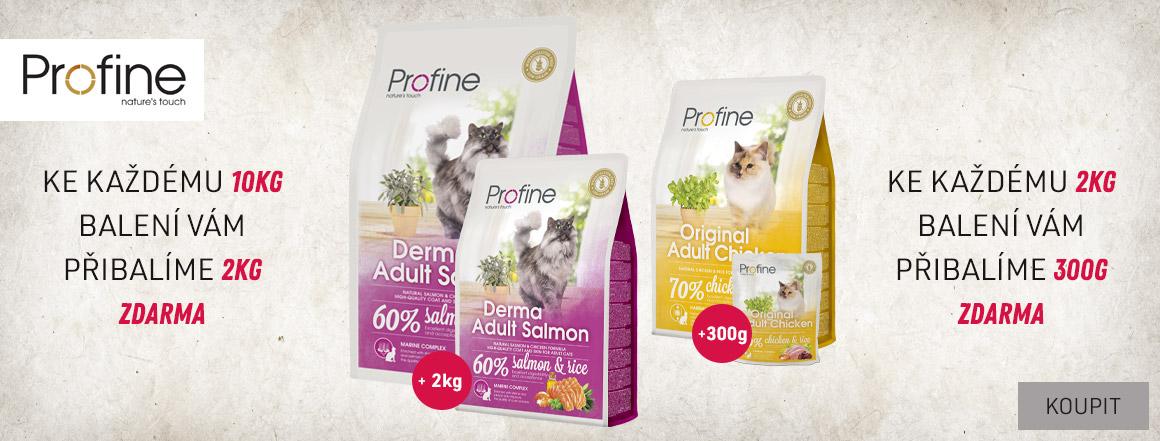 PROFINE CAT 10kg+2kg + 300g ZDARMA