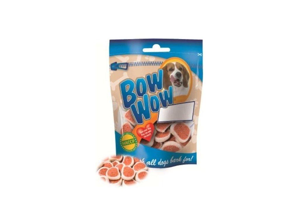 Bow Wow kotletky hovězí 80 g 15 ks