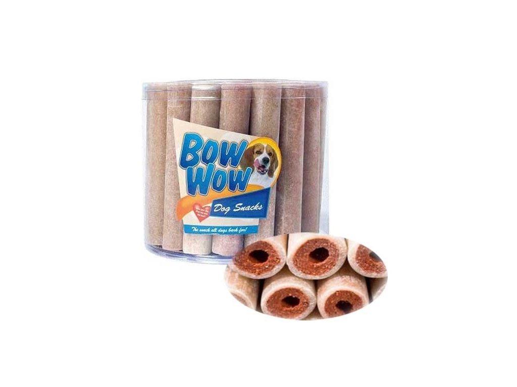 Bow Wow MINI morkové trubičky balení 1200 g 35 ks