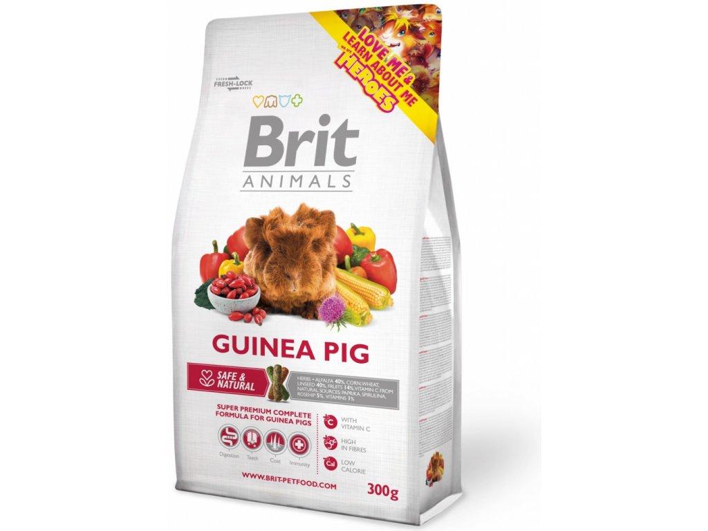2727 brit animals guinea pig complete 300g