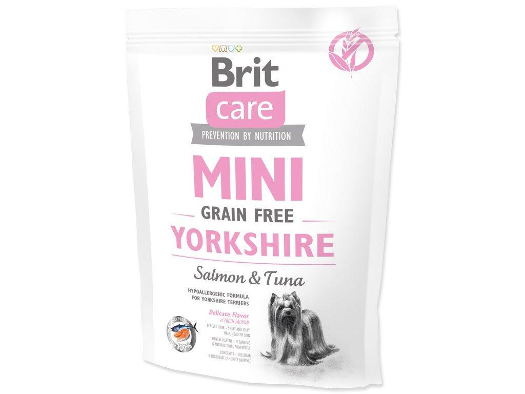 Brit Care MINI Grain Free YorkShire 400 g