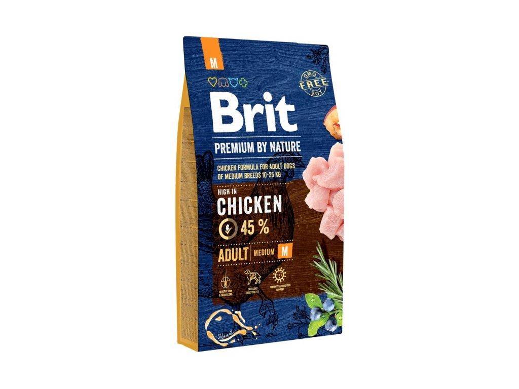 5346 brit premium by nature adult m 8kg