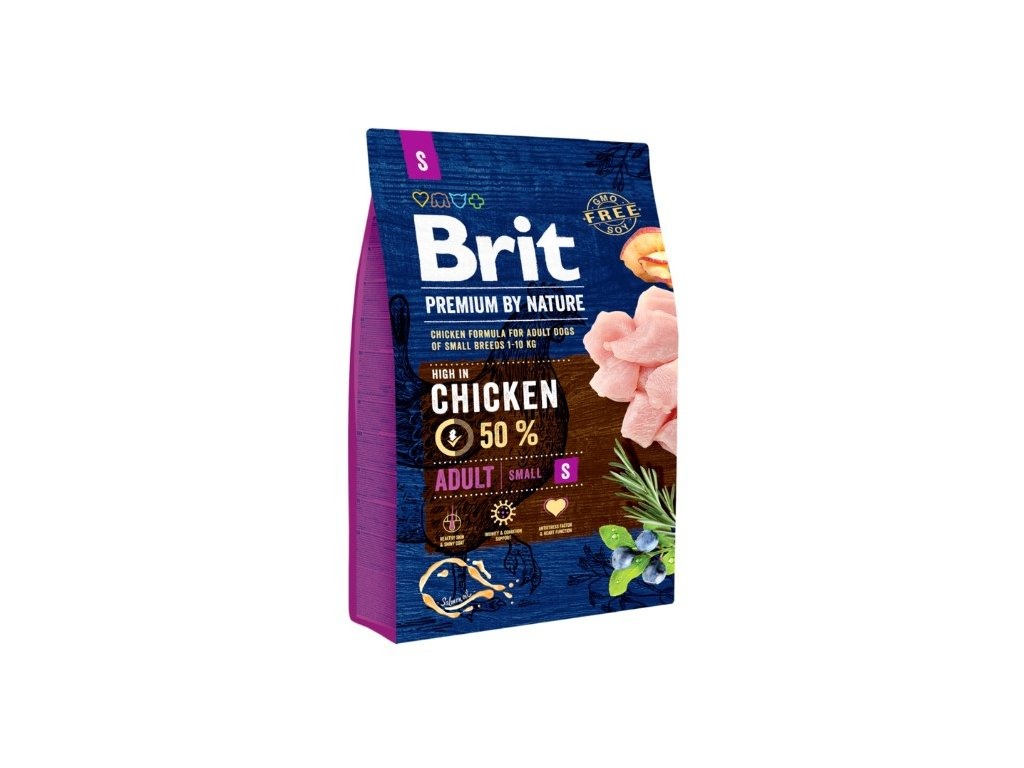 5331 brit premium by nature adult s 3kg